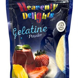 Heavenly Delights Halal Beef Gelatine, 100g *HMC Certified*