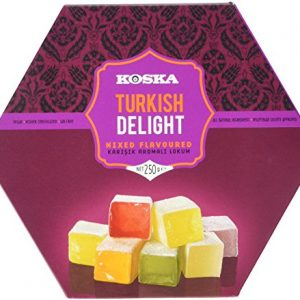 Koska Turkish Delights Mixed 250 g (Pack of 3)