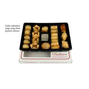 500g Assorted Baklawa Baklava Home Made Recipe Freshly Baked and Shipped UK