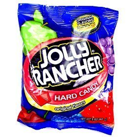 Jolly Ranchers Fruit Boiled Sweets Bag 85g